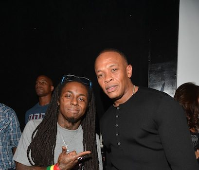 Lil Wayne Slaps Quincy Jones With Lawsuit + Celebrates New Headphones Line