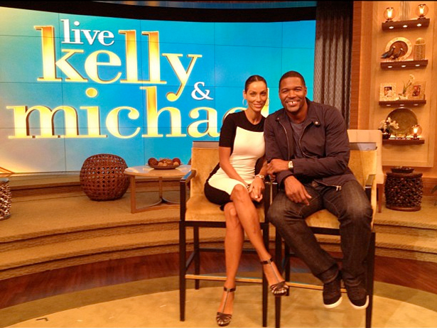 live kelly and michael-nicole murphy-the jasmine brand