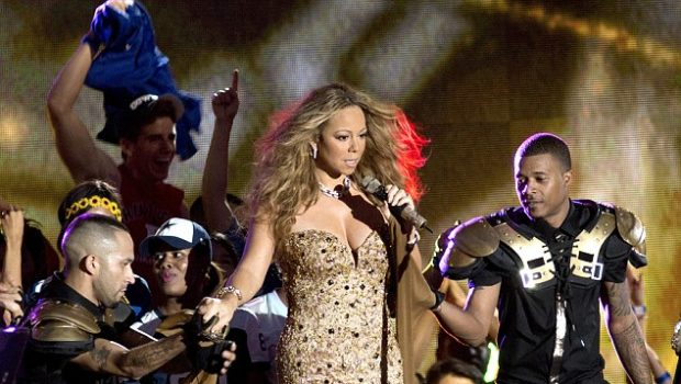 [Video] Mariah Carey Kicks Off NFL Season With 'Triumphant'