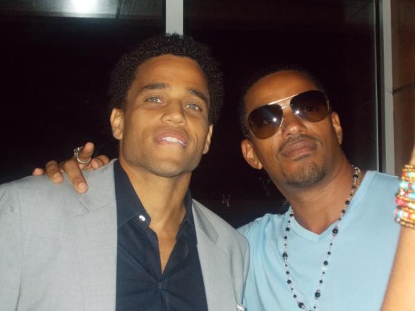 Michael Ealy Girlfriend 2012 Michael Ealy And Girlf...