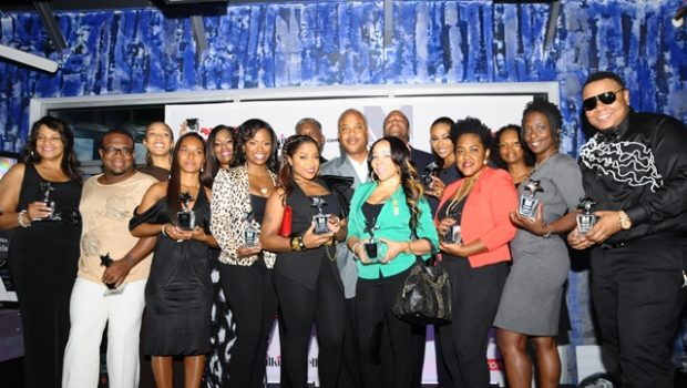 [PHOTOS] Tiny and T.I., Cynthia Bailey, Chilli Attend Mirror Mirror Beauty Awards