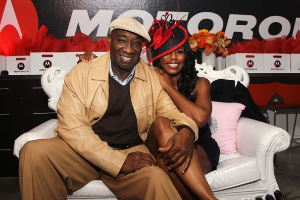 Michael Clarke Duncan & Omarosa Were Secretly Planning A Wedding