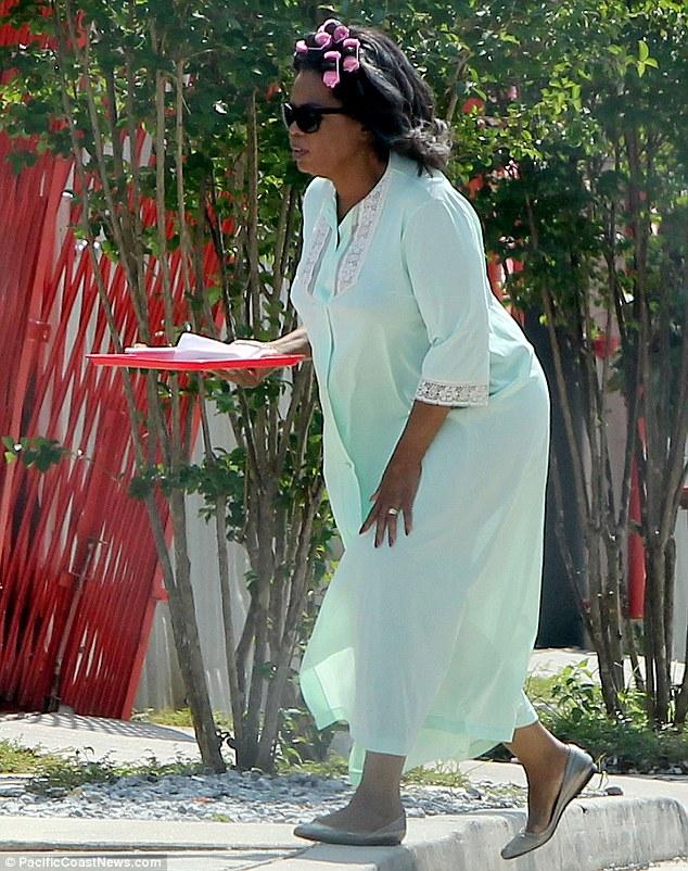 oprah pajamas