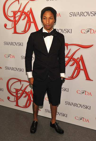 Pharrell Dishes On When He Lost His Virginity + Why He Prefers Old Women