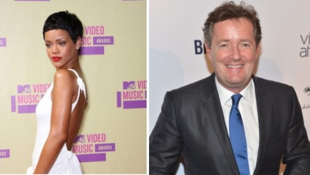 Twitter Beef : Rihanna Tells Piers Morgan To Grow A P*nis