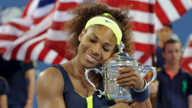 [Video & Photos] Serena Williams Makes History, Wins U.S. Open