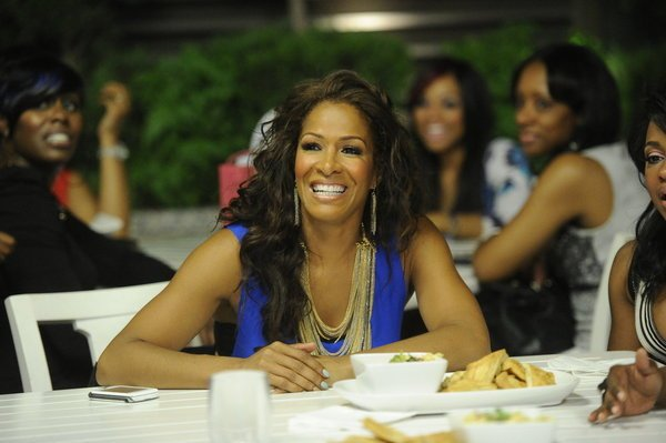 Former RHOA's Sheree Whitfield Lands 'Scary Movie 5' Role
