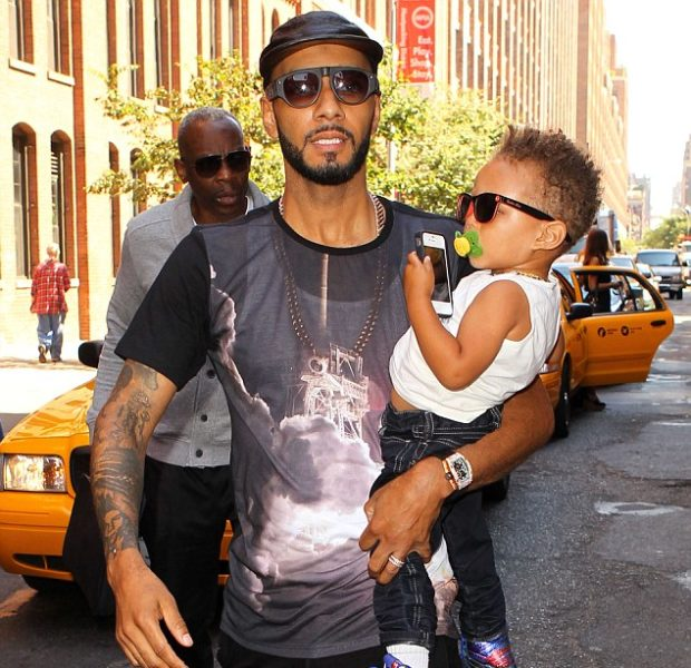 Swizz Beatz Brings Son to NYFW, Tyra Banks Brings 60's Hair + More Celeb Stalking