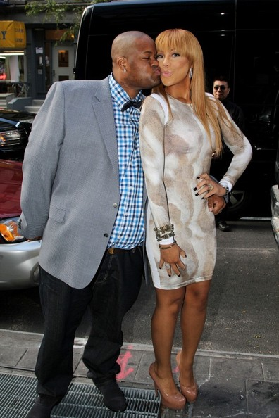 Spotted. Stalked. Scene. Tamar Braxton & Husband, Vince Hit New York Streets