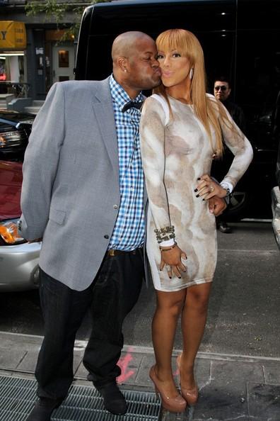Spotted. Stalked. Scene. Tamar Braxton & Husband, Vince Hit New York Streets