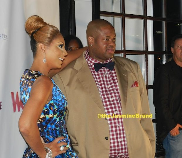 [Photos] Celebs Attend 'Tamar & Vince' NYC Premiere Party