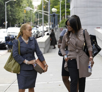 It's Official, Tameka Foster Raymond Files Appeal