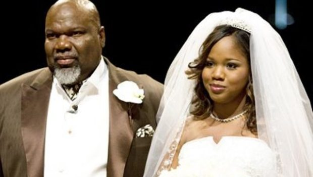 T.D. Jakes' Daughter, Sarah Henson, Divorcing NFL'er Husband