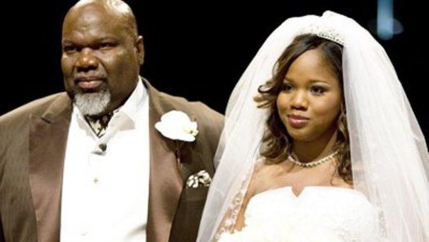 T.D. Jakes' Daughter, Sarah Henson, Divorcing NFL'er Husband