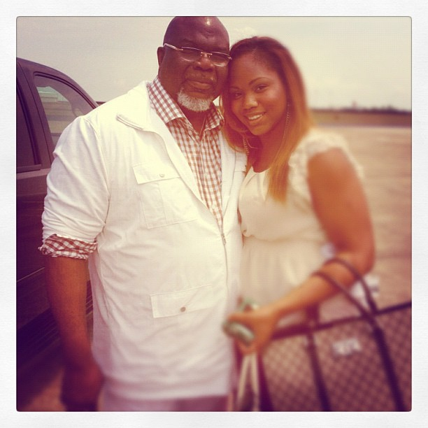 Td Jakes Daughters Wedding.T D Jakes Daughter Sarah Henson Divorcing Nfl Er Husband