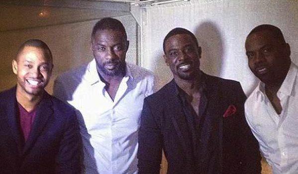 Weekend Celebrity Stalking: Idris Elba & Terrence J, Dwyane Wade, Keyshia Cole + More Fancy Folk
