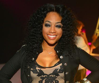 [Photos] Trina Shoots 'Beam' Video + Parties At Atlanta Strip Club