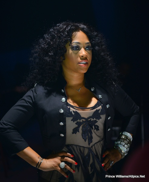 "Trina Comes For Her Haters In ""Overnight"" [New Music]"
