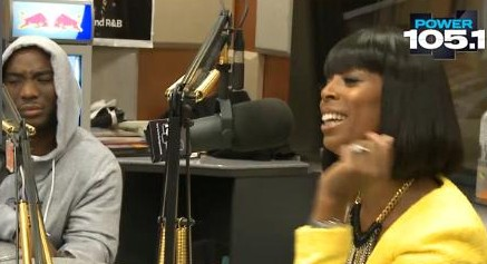 [Video] Tasha Smith Talks Working With Bobbi Kristina, The State of Reality TV & New Show