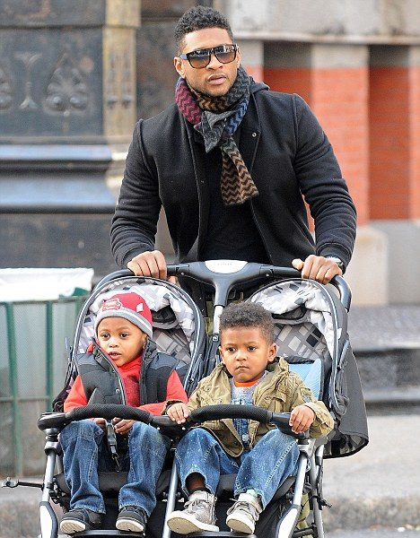 Usher Responds to Tameka Raymond's Custody Appeal