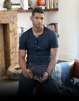 [Video] Usher Confesses All in Oprah's 'Next Chapter'