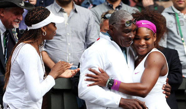 Venus & Serena Williams' 70-Year-Old Father Has Newborn Baby