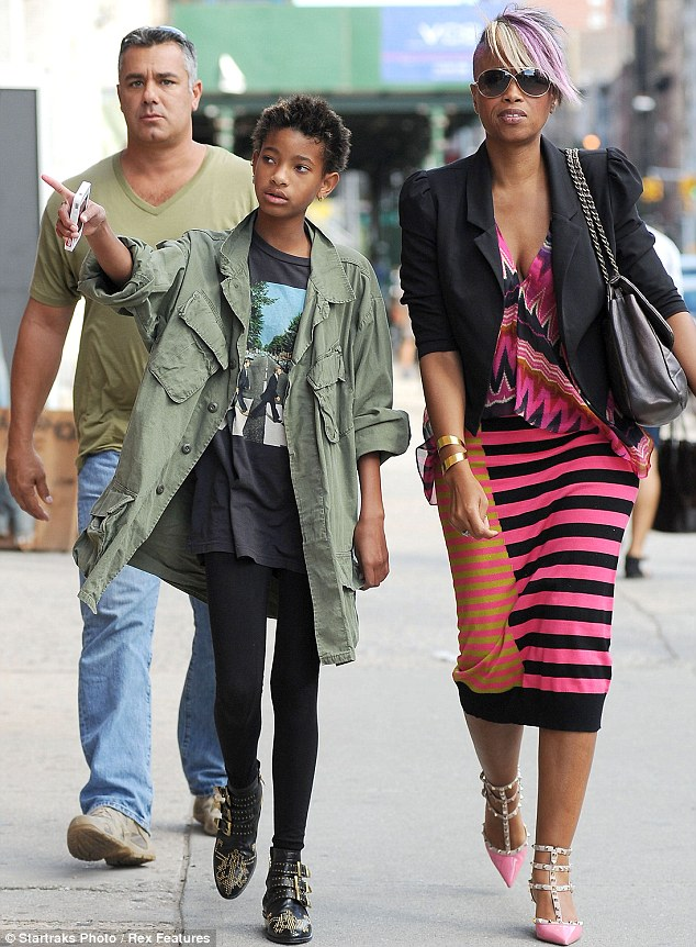 willow smith new hair newhairstylesformen2014com