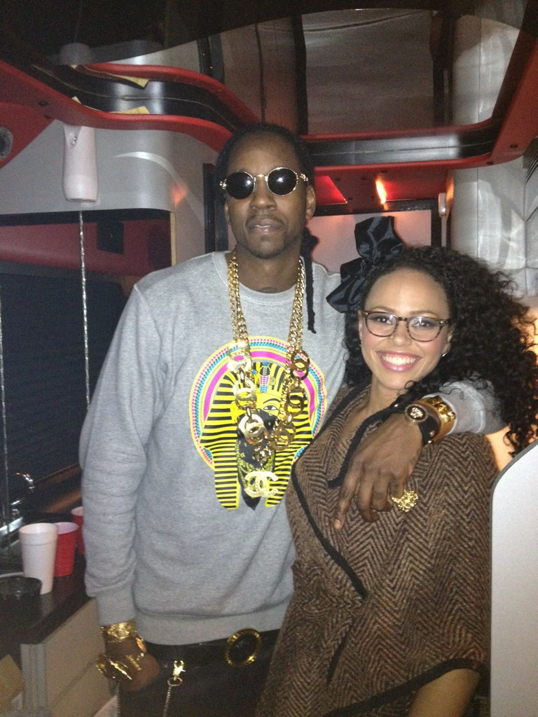 Ovary Hustlin: Is Rapper 2 Chainz Having Another Baby