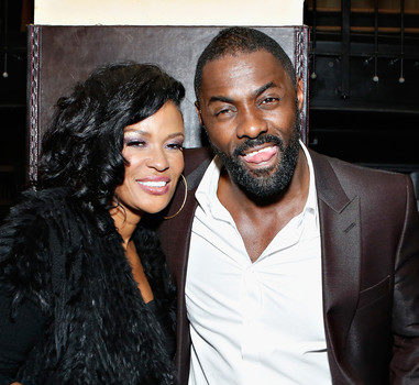 [Photos] Idris Elba, Beverly Bond, Luke James Party in NYC