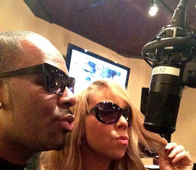 Studio Hustlin' : Will Mariah Carey Be On R.Kelly's 'Trapped In the Closet'?