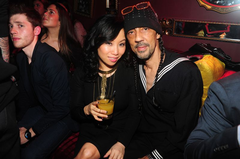 Wale dating melanie fiona