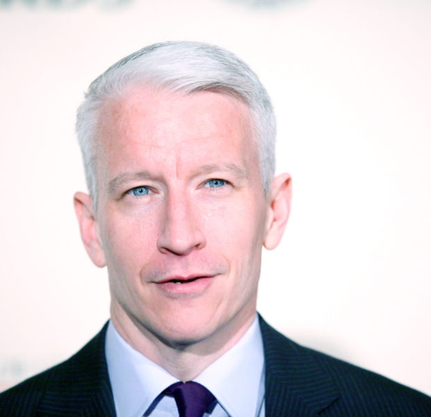 Anderson Cooper Says He's Done Beefing With Star Jones