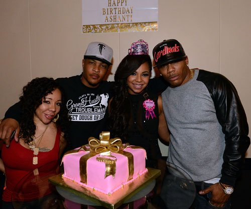 Nelly's Girlfriend