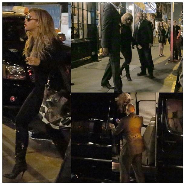 Beyonce Attends BFF, Gwyneth Paltrow's, Upper Eastside ...