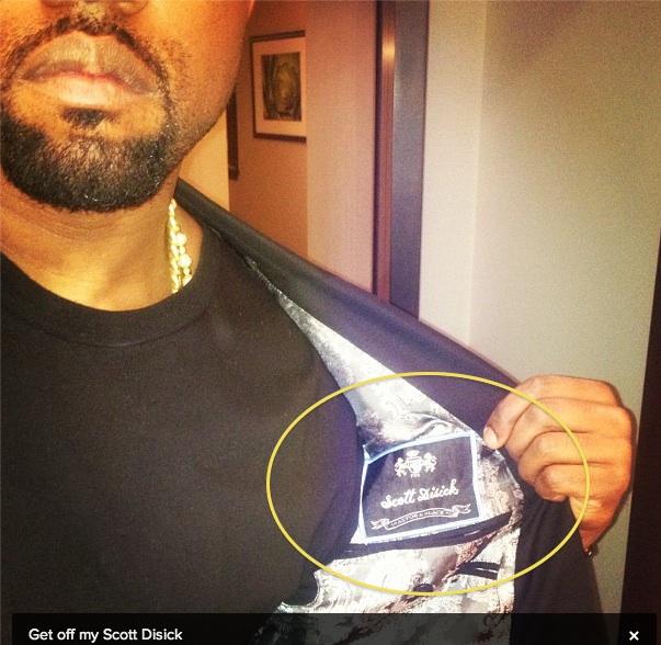 [Photo] Kanye West Plays In Kourtney Kardashian's, Baby ...