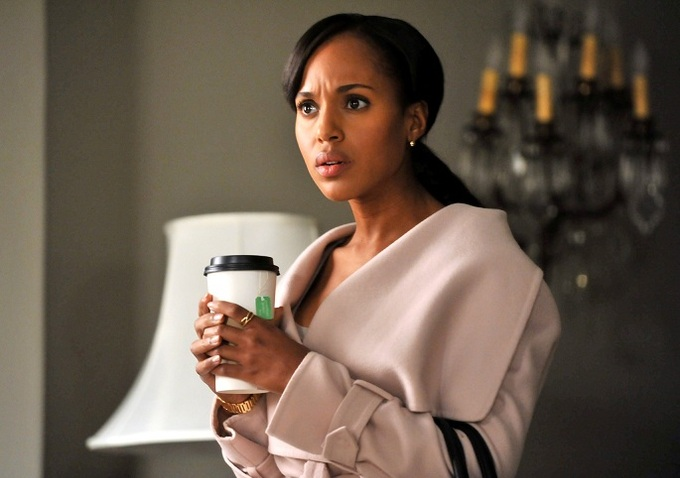 "Kerry Washington's ""Scandal"" Will End After 7th Season"
