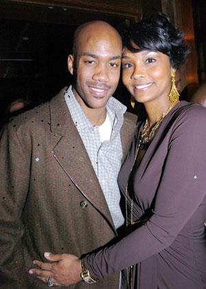 Stephon & Wife, Tasha
