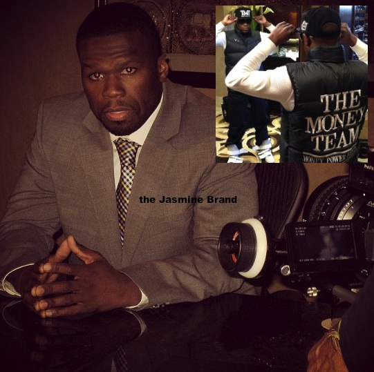 50 Cent Apologizes to Floyd Mayweather, Says Twitter Beef Was Publicity Stunt