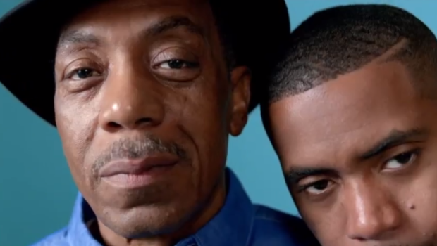 Commercial Hustle: Nas & Father Featured in New Holiday Commercial