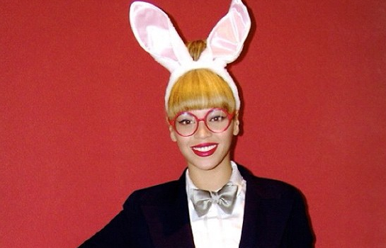 Beyonce Grows Bunny Ears & Instagram Fame Overnight