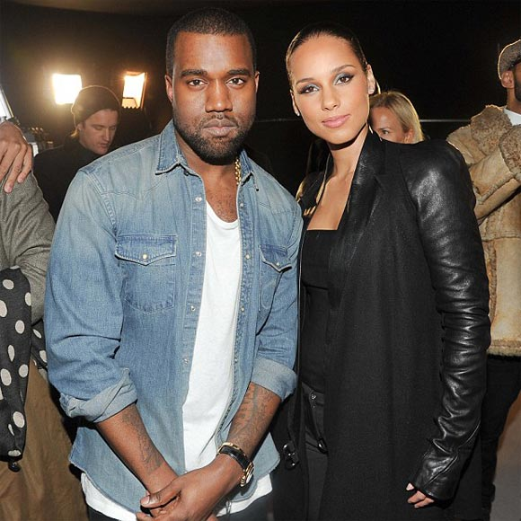 "Kanye West Alicia Keys to Perform in ""12-12-12"" Fundraising Concert for Hurricane Sandy Victims"