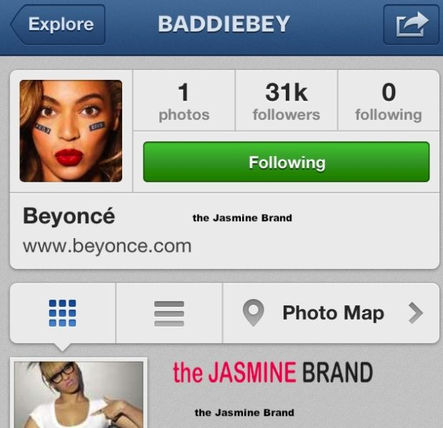 Introducing Beyonce's Alter-Instagram Ego, 'BaddieBey'