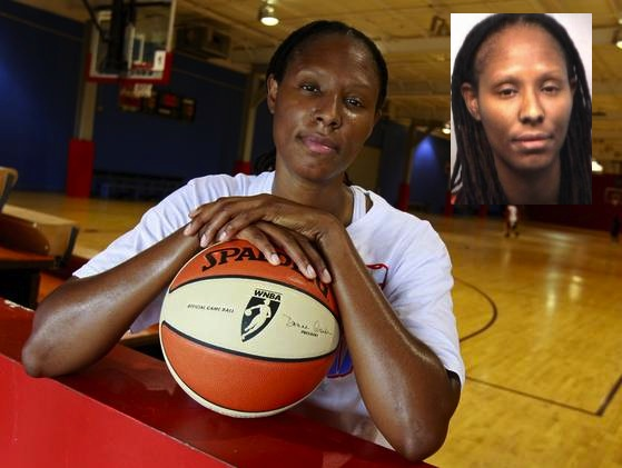 Former WNBA Baller Chamique Holdsclaw Pulls Out Gun, Involved in Domestic Dispute With Ex-Girlfriend
