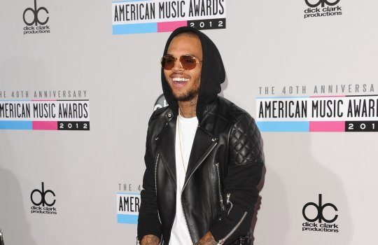 Fellas Get Dapper (Sorta), for 'American Music Awards' Red Carpet