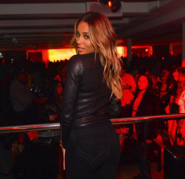 (Photos) Ciara, Stevie J, Talib Kwelie & Friends Spotted Partying in ATL