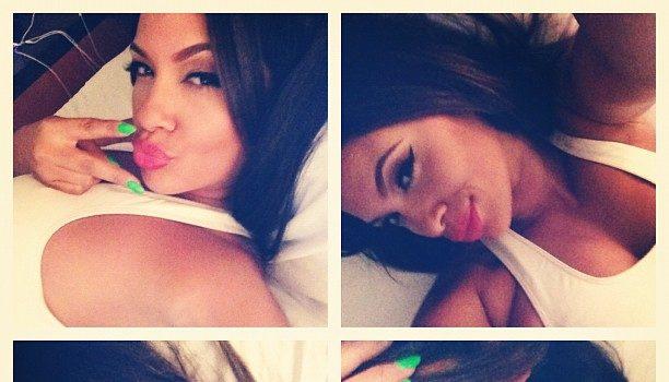 Evelyn Lozada's Sexy Sleep Game, NeNe Leake's Mani Run + Kandi Hits #WWHL
