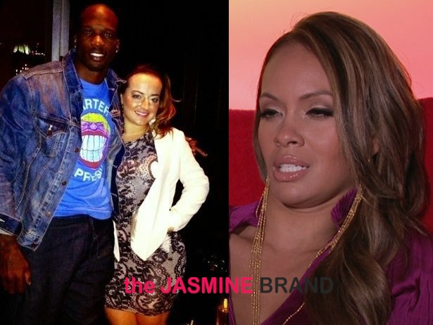 Evelyn Lozada Addresses Ochocinco's Girlfriend On Twitter, 'These Birds Are Disgusting!'