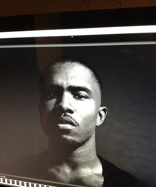 Photoshoot Fresh, Frank Ocean Releases Candids + More Love Life Speculation