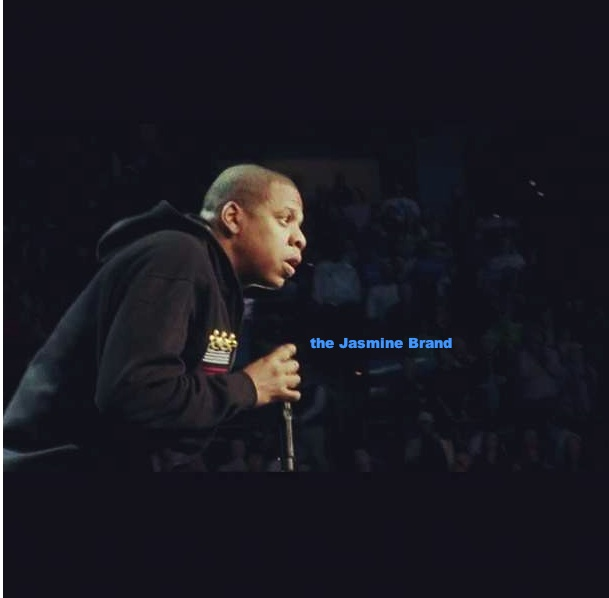 [Video] Watch: JayZ Performs '99 Problems But Mitt Ain't One'
