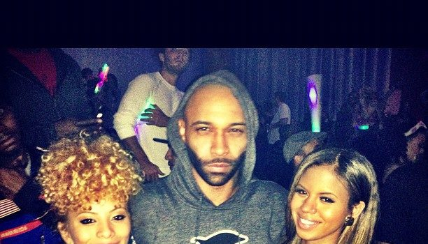[UPDATED] Joe Budden Kicks Fan Out of His Concert For Negative Tweets